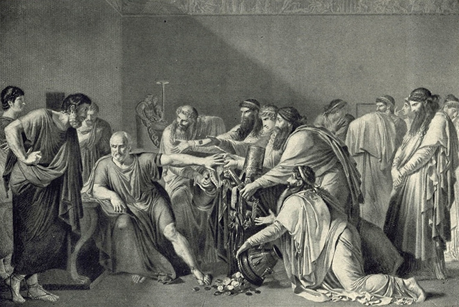 10 Famous quotes from Hippocrates